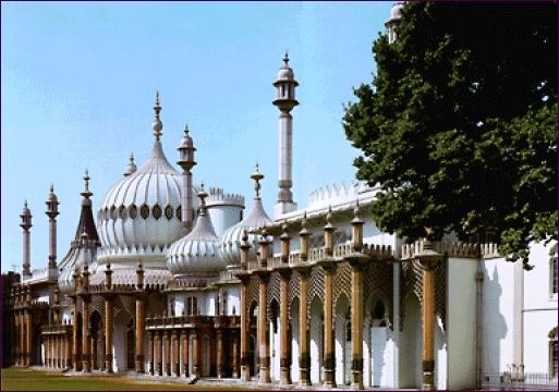 Royal Pavillion de John Nash