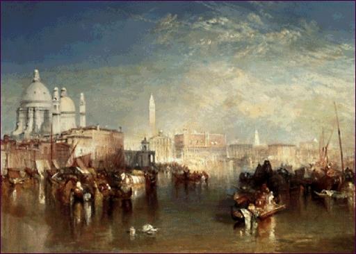 William Turner. Venecia