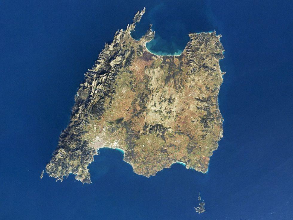 """Mallorca y """"nuestro"""" mar Mediterráneo."""