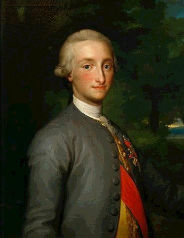 Carlos IV de Mengs.