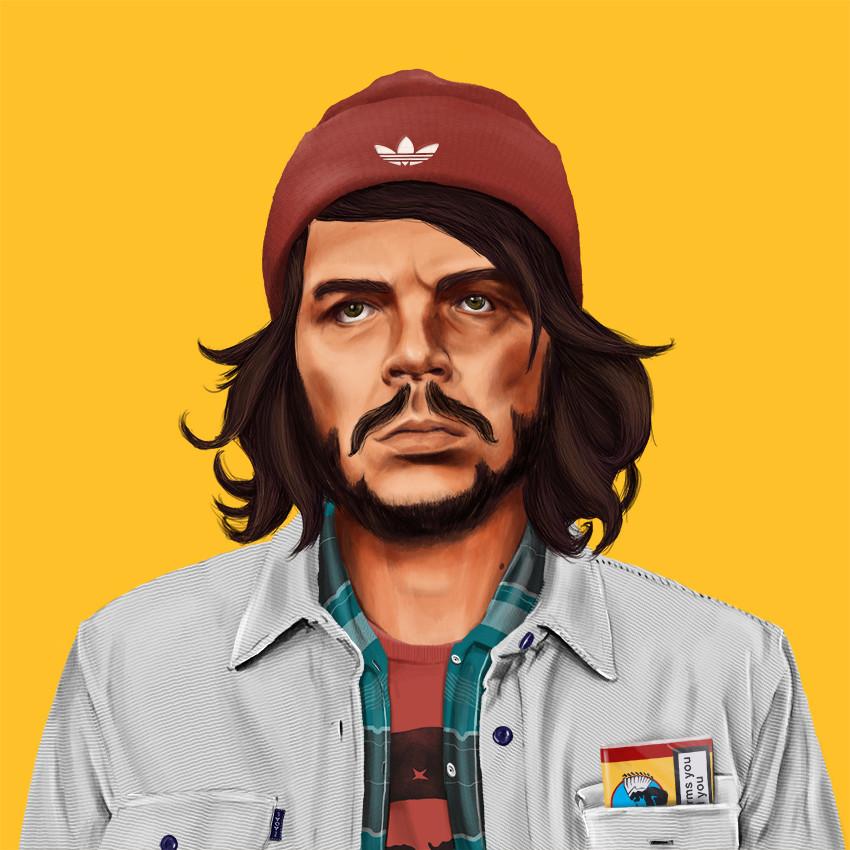 Ché Guevara.