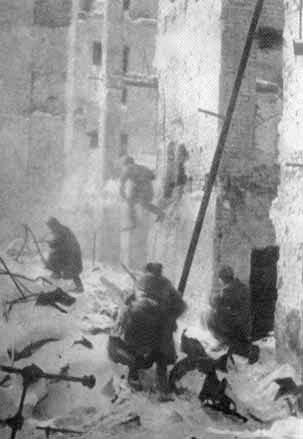 """La """"madre de todas las batallas"""": Stalingrado."""
