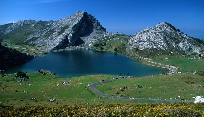 Lagos de Covadonga.