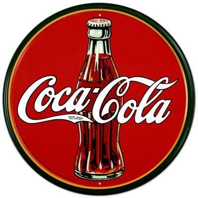 Coca cola, ejemplo del desarrollo consumista de esta época.