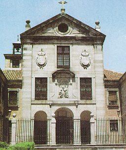CONVENTO DE LA ENCARNACIÓN DE MADRID. Juan Gómez de la Mora.