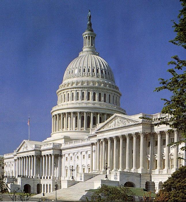 El Capitolio. EE.UU.