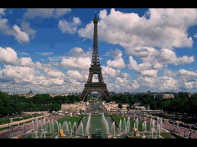 Eiffel. Torre de París.