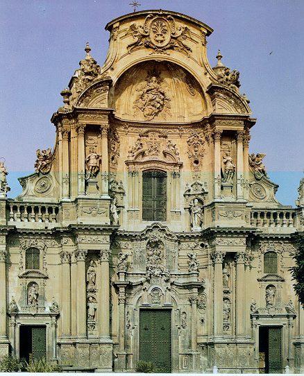 Catedral de Murcia.Jaime Bort