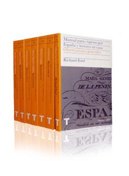 Manual para viajeros por España de Richard Ford Ed.Turner