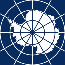 Símbolo del Acuerdo Antártico.