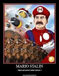 Super Mario Stalin.