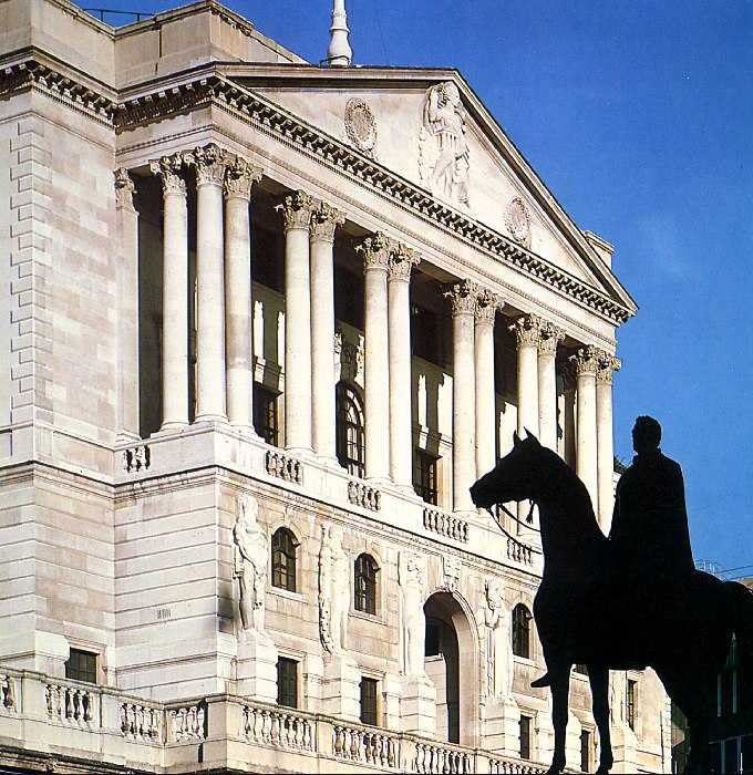 Banco de Inglaterra.