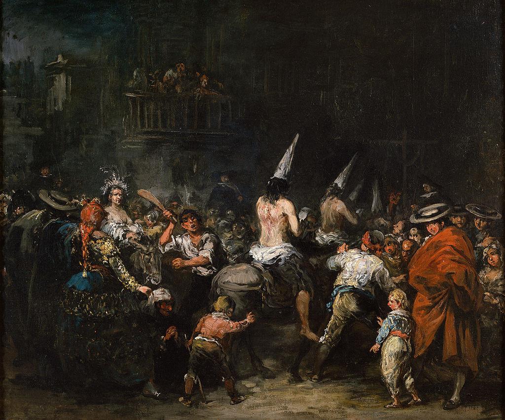 """Nuestra """"leyenda negra"""" El Tribunal de la Inquisición."""