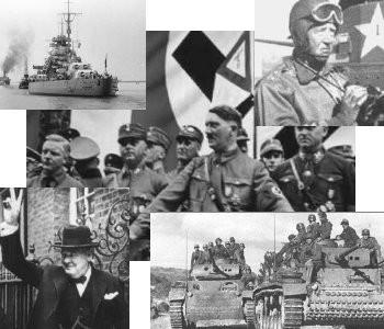 La historia contemporánea en imágenes...