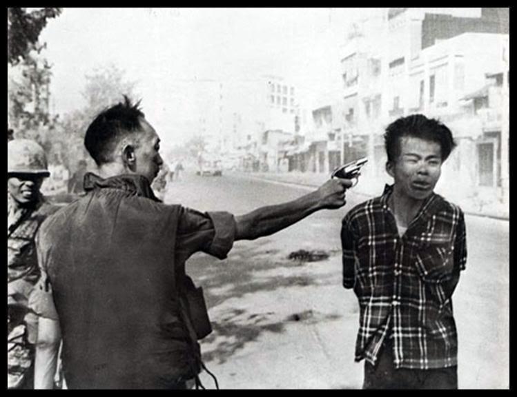 Ejecución Saigón. (1968)