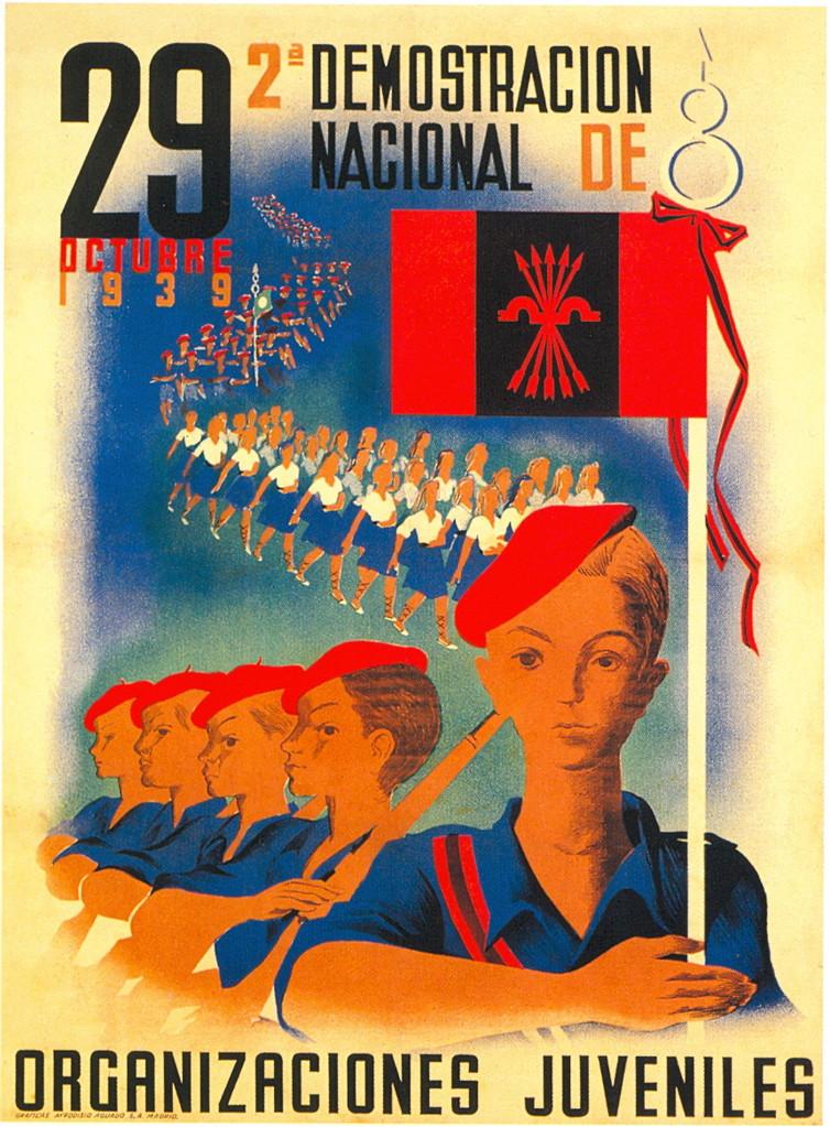 Frente de Juventudes. Asociación Juvenil de Falange Española.