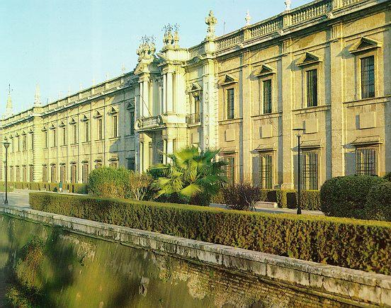 REAL FÁBRICA DE TABACOS. Sevilla. Ignacio de Sala.