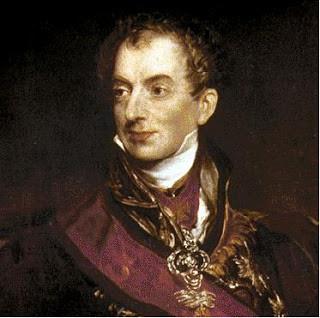Metternich, artífice de la Restauración de Europa en el Congreso de Viena.