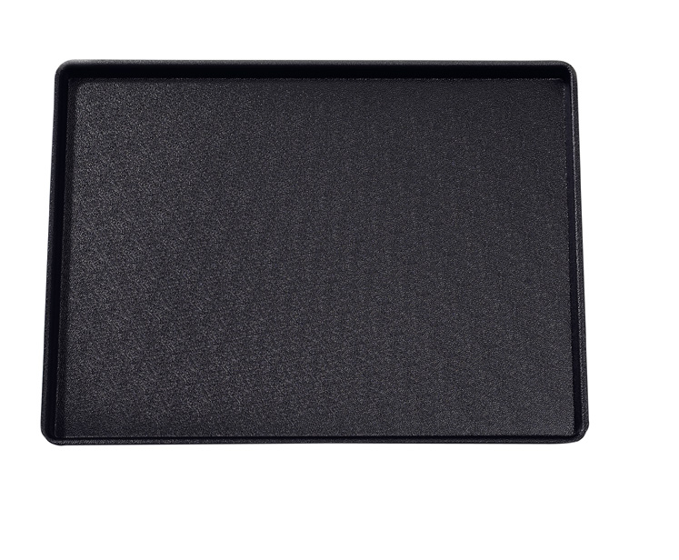 Serviertablett Premium schwarz 9902990