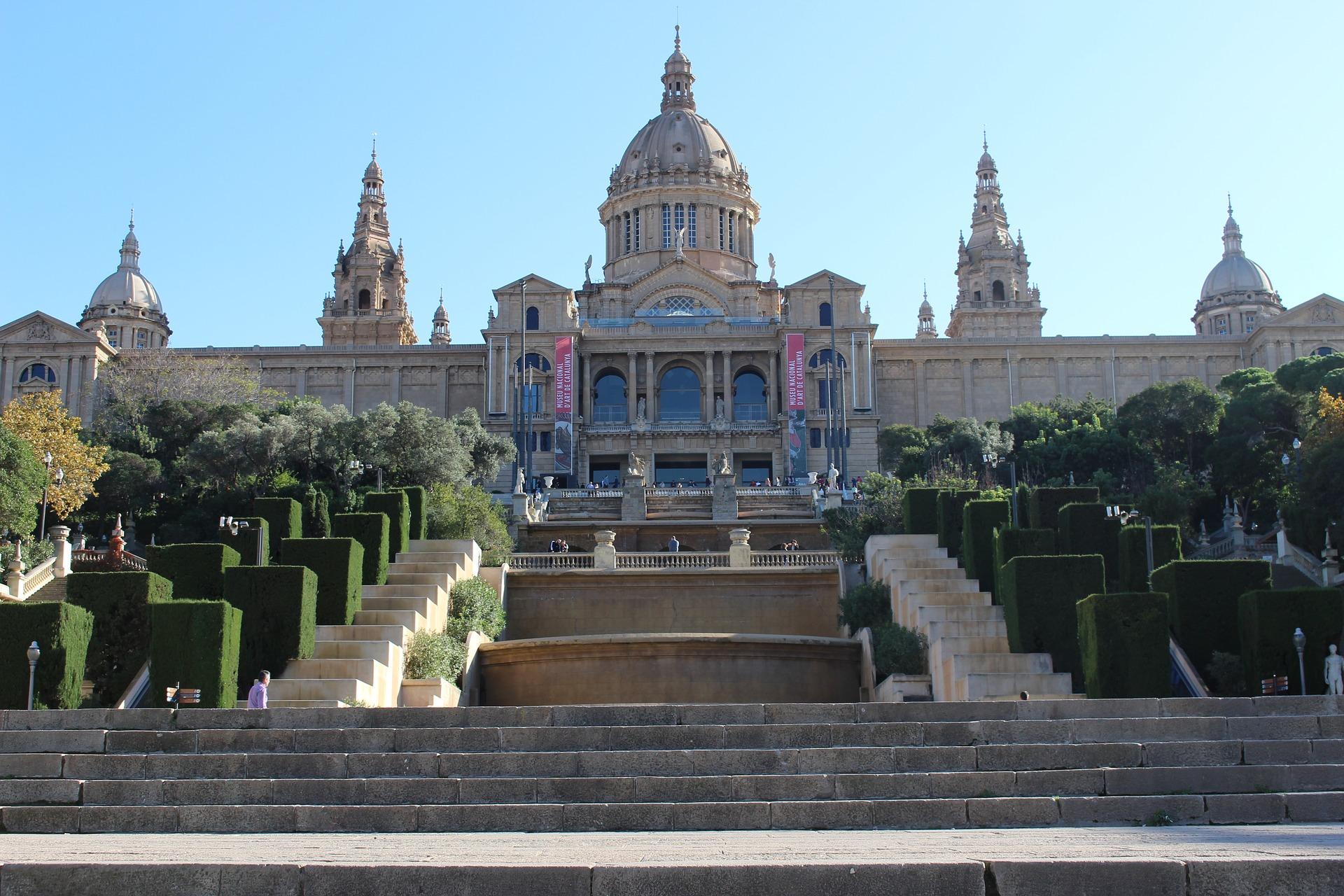 Le musée d'art Catalan