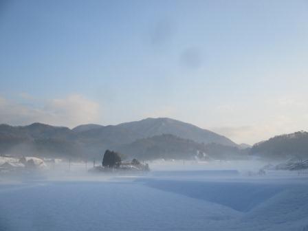 雪景色に感動!こんな風景は雪国に住んでいるからこそ出会えます❤