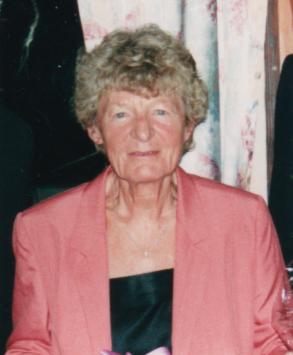 Lore Schnitzspahn, lange Jahre im Clubsekretariat, die gute Seele des Vereins