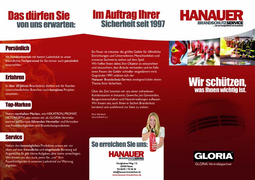 Flyer, Broschüren, Faltblätter - Texter Saarland