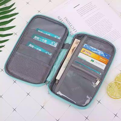 organizador pasaporte, organizador viajes, trucos para viajeros, comprar accesorios para viajeros