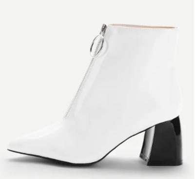 botines blancos, comprar botines blancos, outfits botines blancos, botines originales, comprar botines originales, comprar botines on line, botines economicos, ideas outfits con botines, blog de moda para mujeres mayores de 40, cuarenta y algo, mas de 40