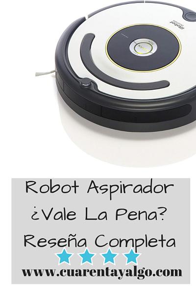 robot aspirador, reseña robot aspirador, cual es el mejor robot aspirador, irobot roomba 620