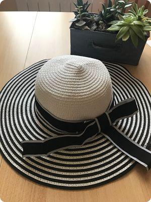 compras en aliexpress, haul aliexpress, mas de 40, cuarenta y algo, blog para mujeres mayores de 40, sombrero verano, sombrero playa