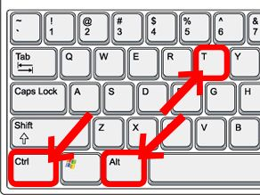 Raccourci clavier pour retrouver un onglet fermé
