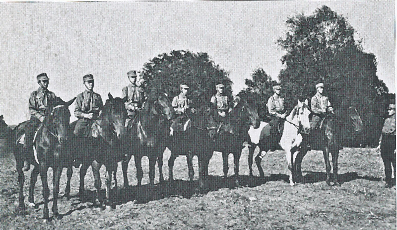 Die Reiter-SA
