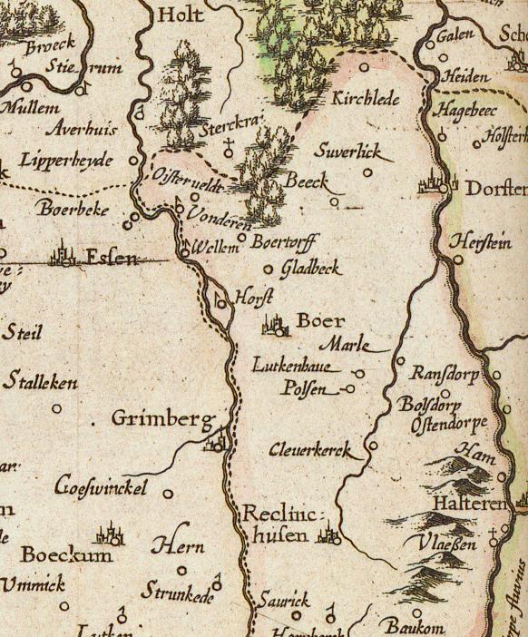 Geografie Historisch Alte Karten Marlarchiv