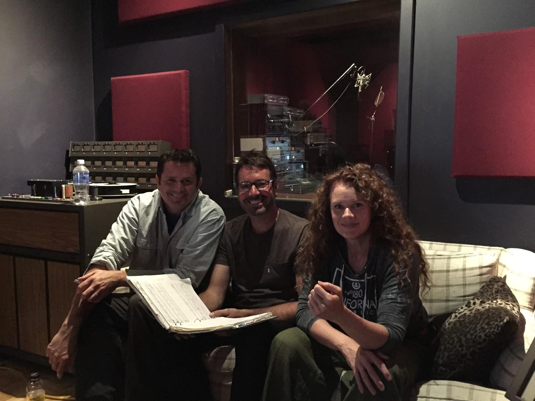 Avenue B at the Tonic Room Recording Studio!!!