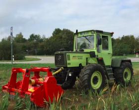 MB-TRAC 1000 Turbo - Für Transporte und schwere Arbeiten