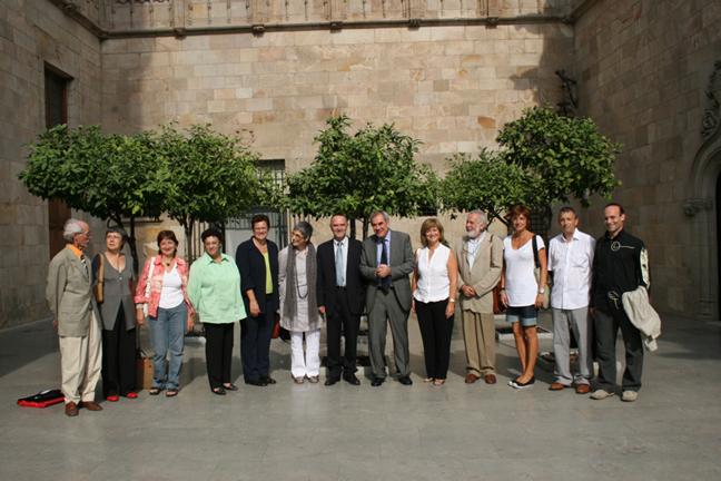 Foto:Generalitat de Catalunya/Premiats 2008