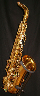 Altsaxophon Conn Transitional