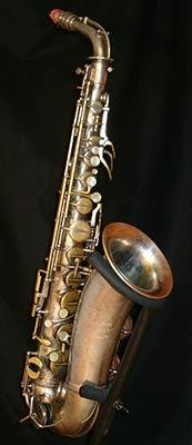 Altsaxophon G. H. Hüller
