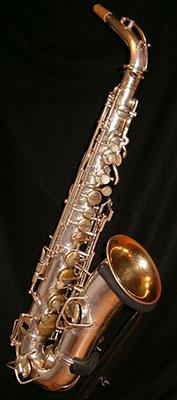 Altsaxophon Conn New Wonder I mit doppelter g-Klappe