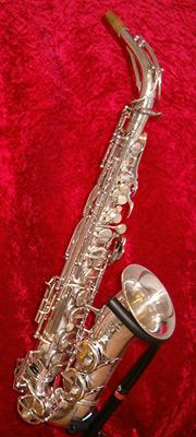 "Altsaxophon SML (Strasser-Marigeaux-Lemaire) ""Gold Medal"""