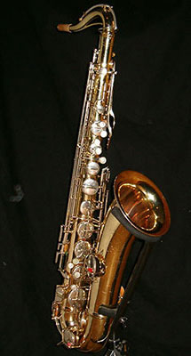 "Tenorsaxophon Conn New Wonder II ""Chu Berry"""