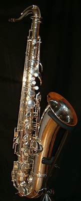 Tenorsaxophon Conn Transitional