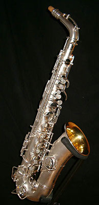 "Altsaxophon Conn New Wonder II ""Chu Berry"""