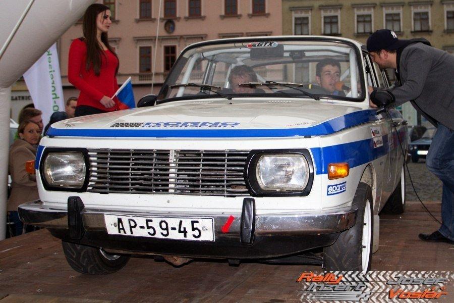 Quelle: Rally Inzert Josef Voslar