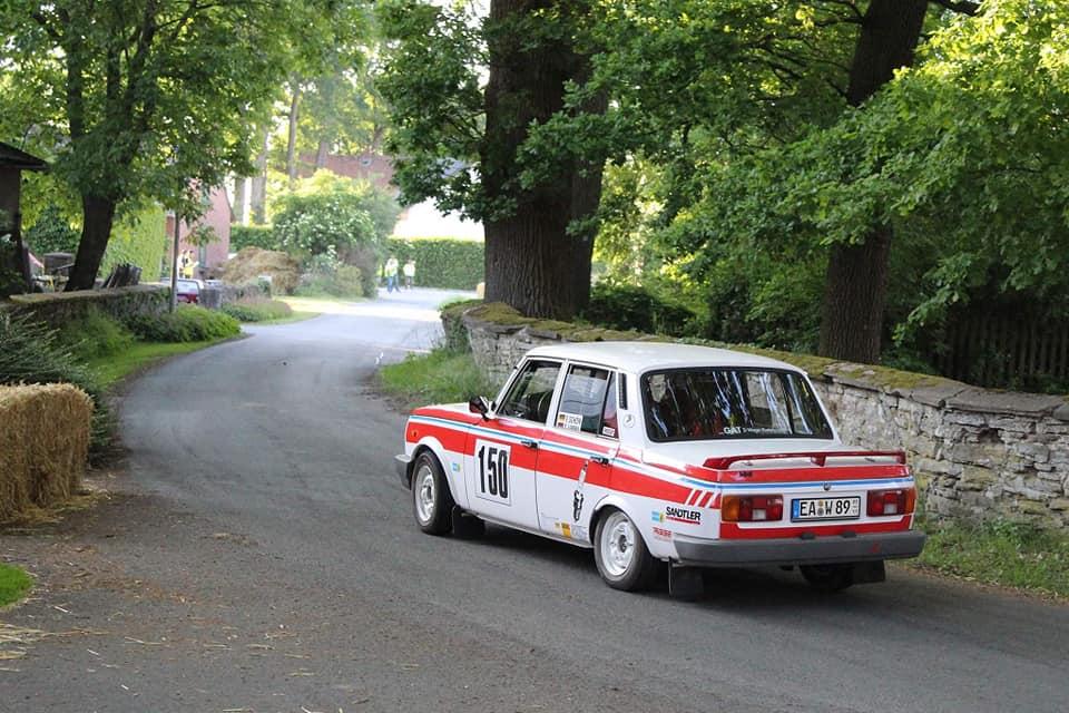Quelle: Wartburg Historic Rallye Team 1.3