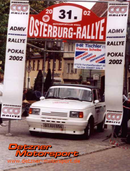 Quelle: Detzner Motorsport