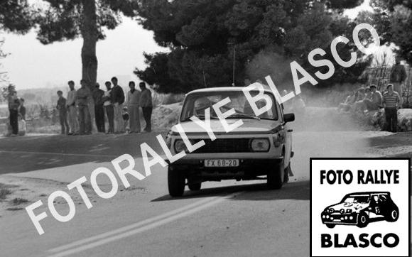 Foto Rallye Blasco