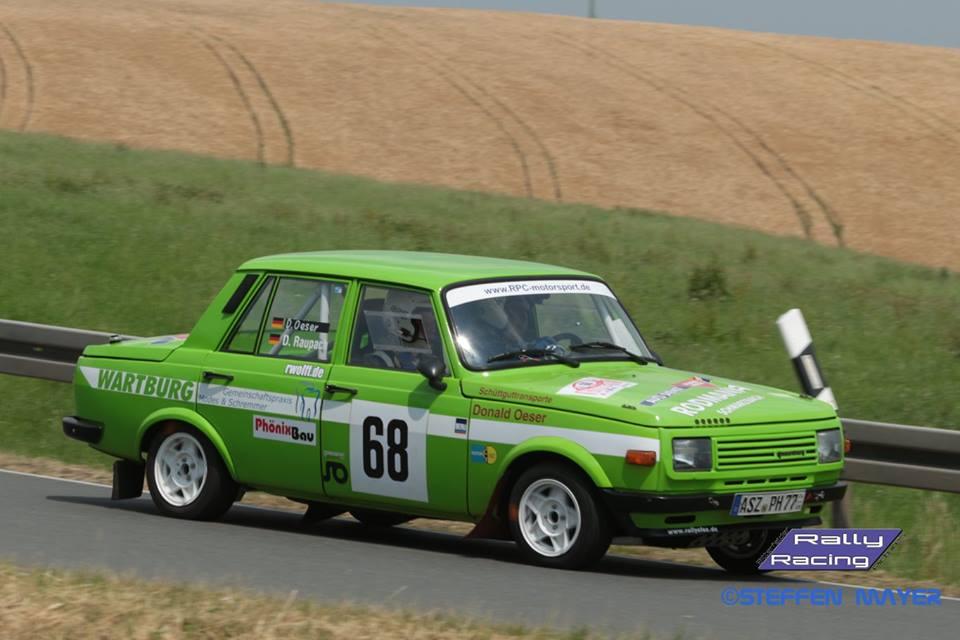 Quelle: Bitterfelder Rally Racing/@SteffenMayer