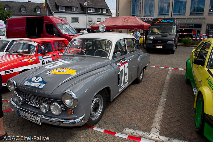 Quelle: ADAC Eifel-Rallye